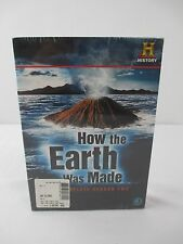 New SEALED How the Earth was Made Season Two 2 DVD