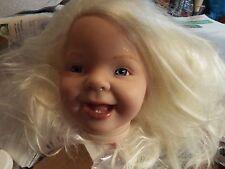 Reborn Babydoll Rerooting hair