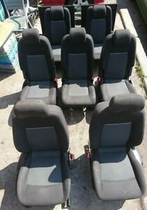 FORD GALAXY MK3 2007 - 2014 COMPLETE 7 SEATER  INTERIOR SEATS  FULL SET