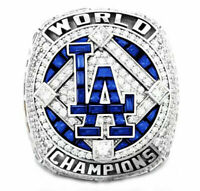 2020 MLB Los Angeles Dodgers World Series Championship Ring