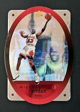 1996-97 Upper Deck SPx #8 Michael Jordan Die Cut Hologram Bulls 🔥 NM or Best