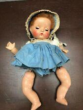 Effanbee Vintage Doll with original clothes