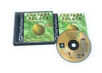 Caesars Palace 2000 Millennium Gold Edition (Sony PlayStation 1 PS1) *COMPLETE*