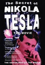 THE SECRET OF NIKOLA TESLA - ORSON WELLES NEW & SEALED DVD FREE LOCAL POST