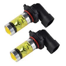 2x 9006 LED Fog Light Foglight Kit For Hyundai Elantra Entourage Sonata Veracruz