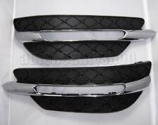 New Daytime Running Light Bezel Grille For Mercedes W204 C-Class 2011-13 LH+RH