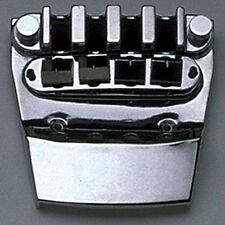 NEW - Bridge And Tailpiece For Rickenbacker Bass - CHROME