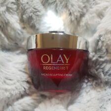 Olay Regenerist Micro-Sculpting Cream Hydrating Face Moisturizer 1.7 oz NEW