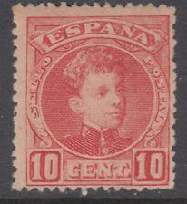 ALFONSO XIII * 243 - AÑO 1901 - NUEVO CON GOMA ORIGINAL
