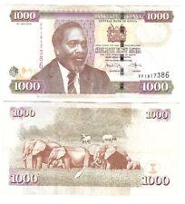 Kenya - 1000 Shillings 2010 P. 51e VF Lemberg-Zp