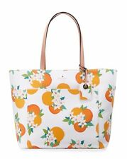 NWT Kate Spade Harding Street Oranges Small Riley Bag Tote Multi NEW $158