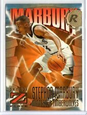 STEPHON MARBURY 1996-97 Z-Force RC #156 ($.50 SHIPPING)