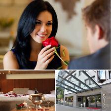 Romantik für Verliebte im 4★ Parkhotel Oberhausen Kurzurlaub Candle-Light-Dinner