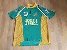 L'AMMIRAGLIO Sud Africa SA Cricket shirt per adulti Taglia XL