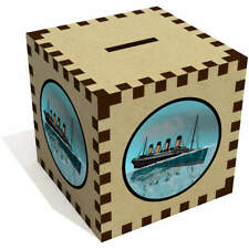 'Sinking Titanic Motif' Money Boxes / Piggy Banks (Mb028397)