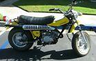 1974 Suzuki RV  uzuki 1974 RV125L RV 125 Big Wheel Enduro Dual Sport