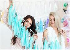 5PC Tissue Paper Tassel Garland Bunting Wedding Baby Shower Party Hanging Decor.