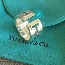 Tiffany T Cut Out Ring Size 6