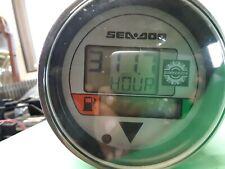 SEADOO LCD INFO GAUGE GREAT 311.7 HRS. 1998 GTX RFI 787  278001244 OEM C #2
