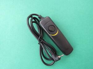 Remote RS-60E3 Shutter Release for Canon EOS 2000D,1200D,1000D,100D, 80D, 70D,M5