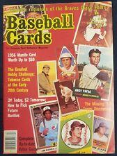Baseball Cards Sports Collector's Magazine - Volume 1 No 2. Autumn 1981