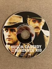 Butch Cassidy and the Sundance Kid (Dvd, 2005) Disc Only - No Tracking
