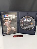 MLB 09: The Show Playstation 2 PS2 Game Complete & Tested CIB Free Ship