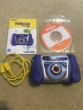 vtech kidizoom camera blue
