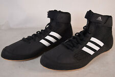 Adidas Mens Hvc 2 Wrestling Shoes Black 10.5 Us