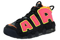 Nike Air More Uptempo Hot Punch Women's Medium Width Basketball Shoes 917593-002