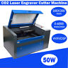 DSP High Precision USB 5030 50W CO2 Laser Cutter Engraving Cutting Machine 110V