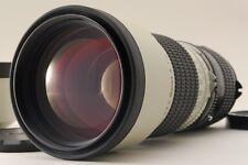 RARE!!【MINT】Mamiya APO A 200mm f/2.8 Lens w/Hood, Teleconverter from Japan #624