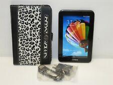 "Samsung Black 7"" Galaxy Tab 2 8GB Wi-Fi Bluetooth Tablet GT-P3113 Bundle ~ RESET"