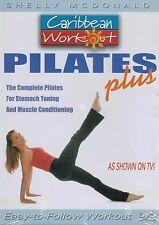 Caribbean Workout - Pilates Plus (DVD, 2006, Brand New)