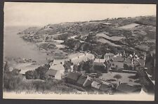 Postcard Jersey Channel Islands a General View of Rozel by Levy LL 161 green bk