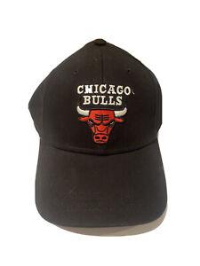 PRIMARK NBA CHICAGO BULLS Adults Cap Hat BLACK