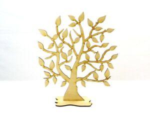 Jubiläums Baum zum Geburtstag aus Holz, 28 cm, Geschenk, Lebensbaum