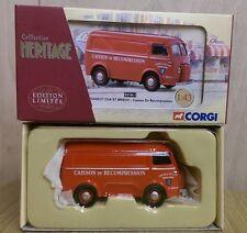 Corgi EX70613 Peugeot D3A St Brieuc Caisson de Recompression Ltd Ed.0003 of 2100