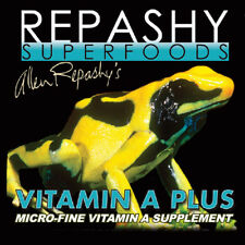 Repashy Superfood Vitamin A Plus Supplement For Reptiles/Amphibians 85G