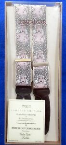 Vintage Trafalgar Calvin Curtis Bubbles Braces - Numbered Limited Edition NIB