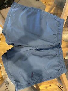 Puma Shorts Navy Blue Size Large