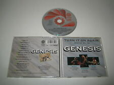 GENESIS/TURN IT ON AGAIN(VERTIGO/848 854-2)CD ALBUM