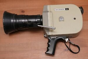 Krasnogorsk 2 Semi Automatic-16mm cine camera ,with Meteor 5 zoom lens