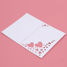 Love Heart Table Name Place Cards Laser cut Wedding Place Cards DMF