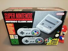 Super Nintendo Classic Mini Pal version New only tested nuovo solo testato ita