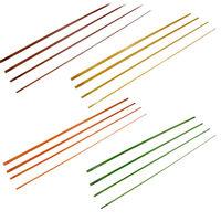 Riverruns MF S-Fiberglass Fly Rod Blank Rod Building 6'7'' LW3,7'8''LW4,8'1''LW5