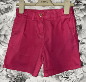 Girls Age 5-6 Years - George Pink Shorts