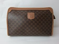 AUTH VINTAGE CELINE  HANDBAG POUCH MADE IN ITALY