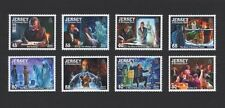 JERSEY  2012  Charles Dickens     posfris/mnh