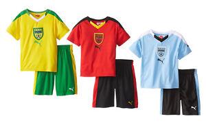 Puma Toddler / Kids Soccer Perforated Set - Color Options